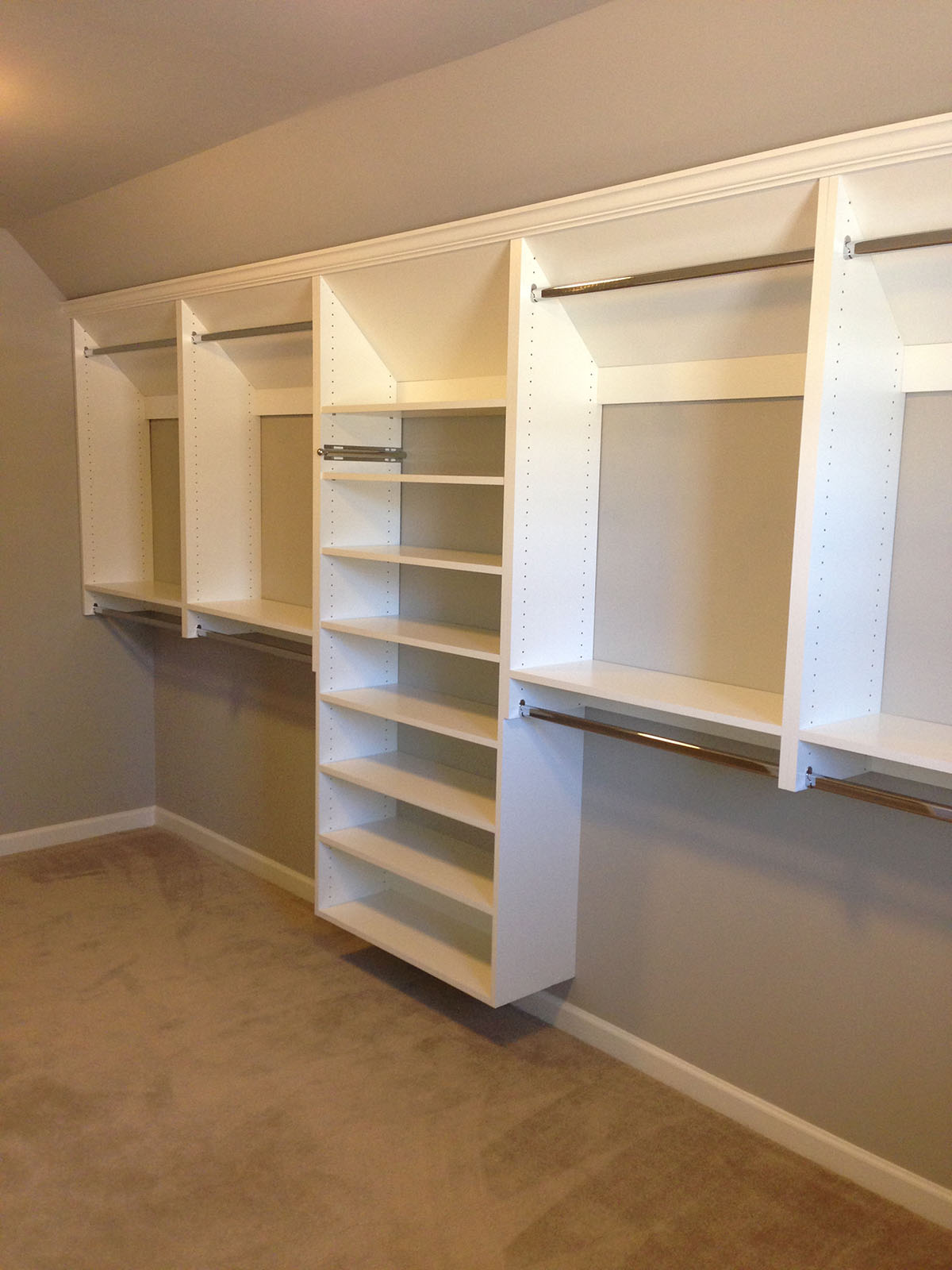 Custom Closet Design Ideas Amp Solutions Storage Georgia