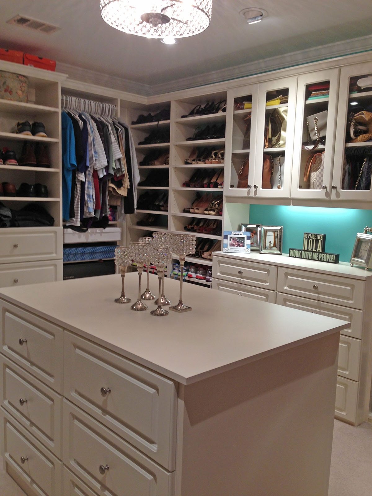 Custom Closet Design Atlanta; Custom Closets Atlanta ...