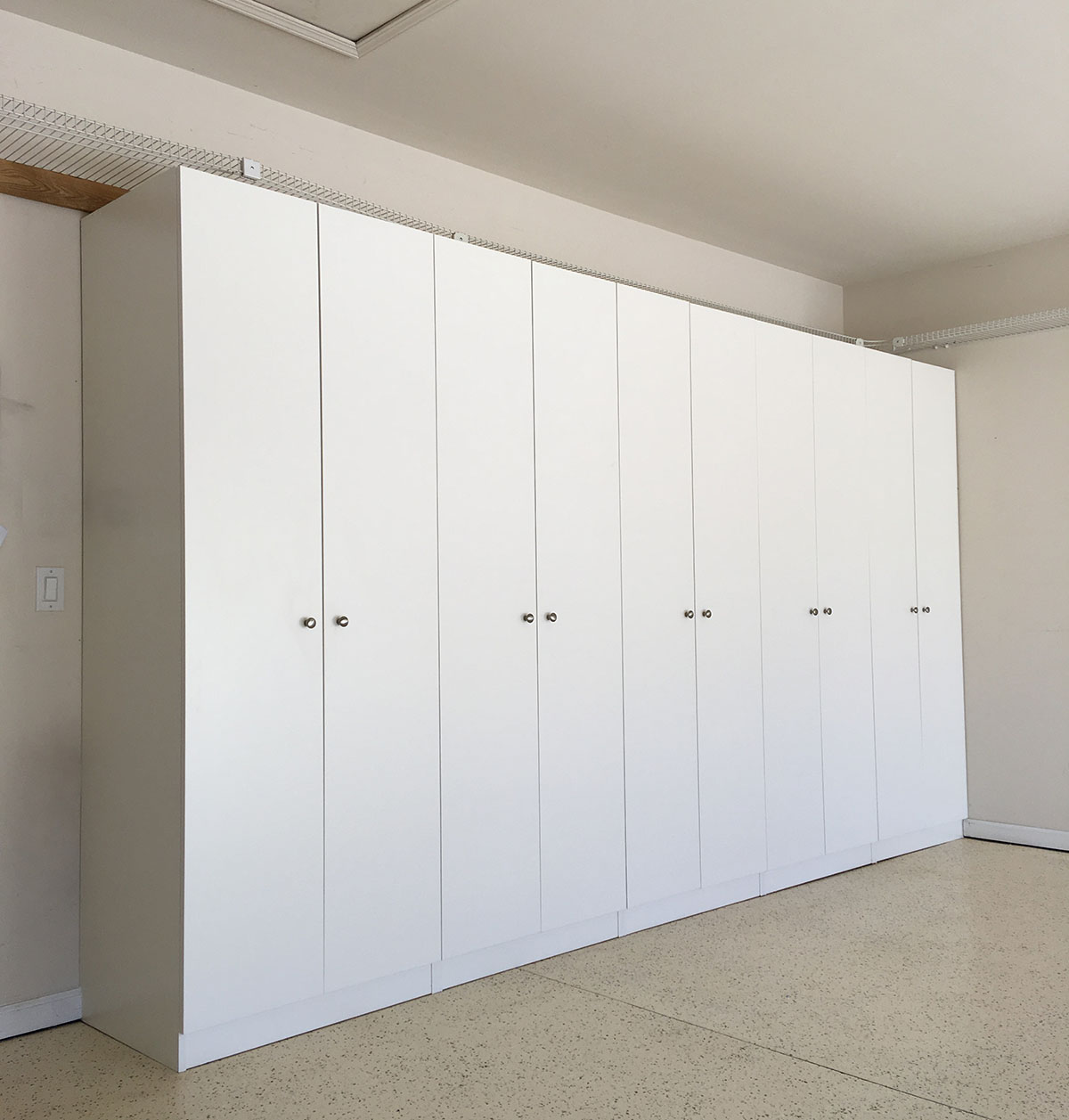 commercial storage closets