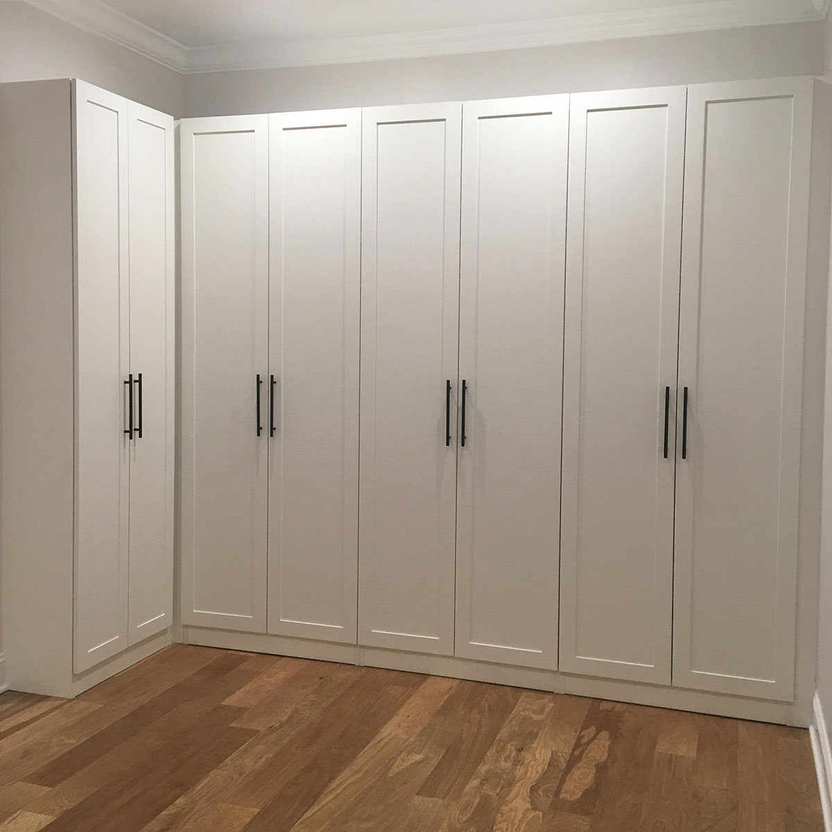 custom storage closets