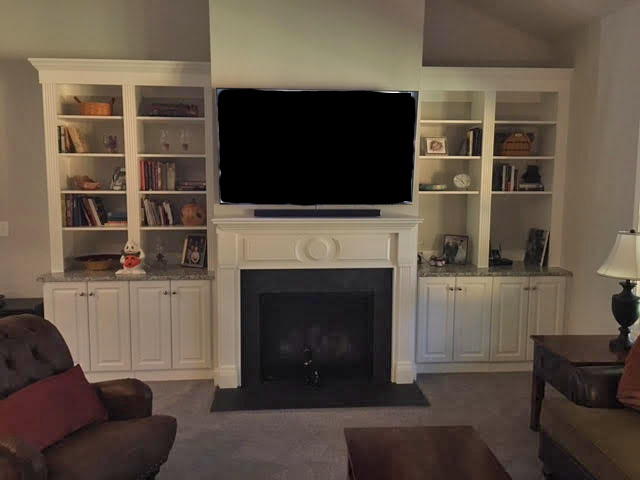Custom Home Entertainment Centers | Wall Units | Cabinets
