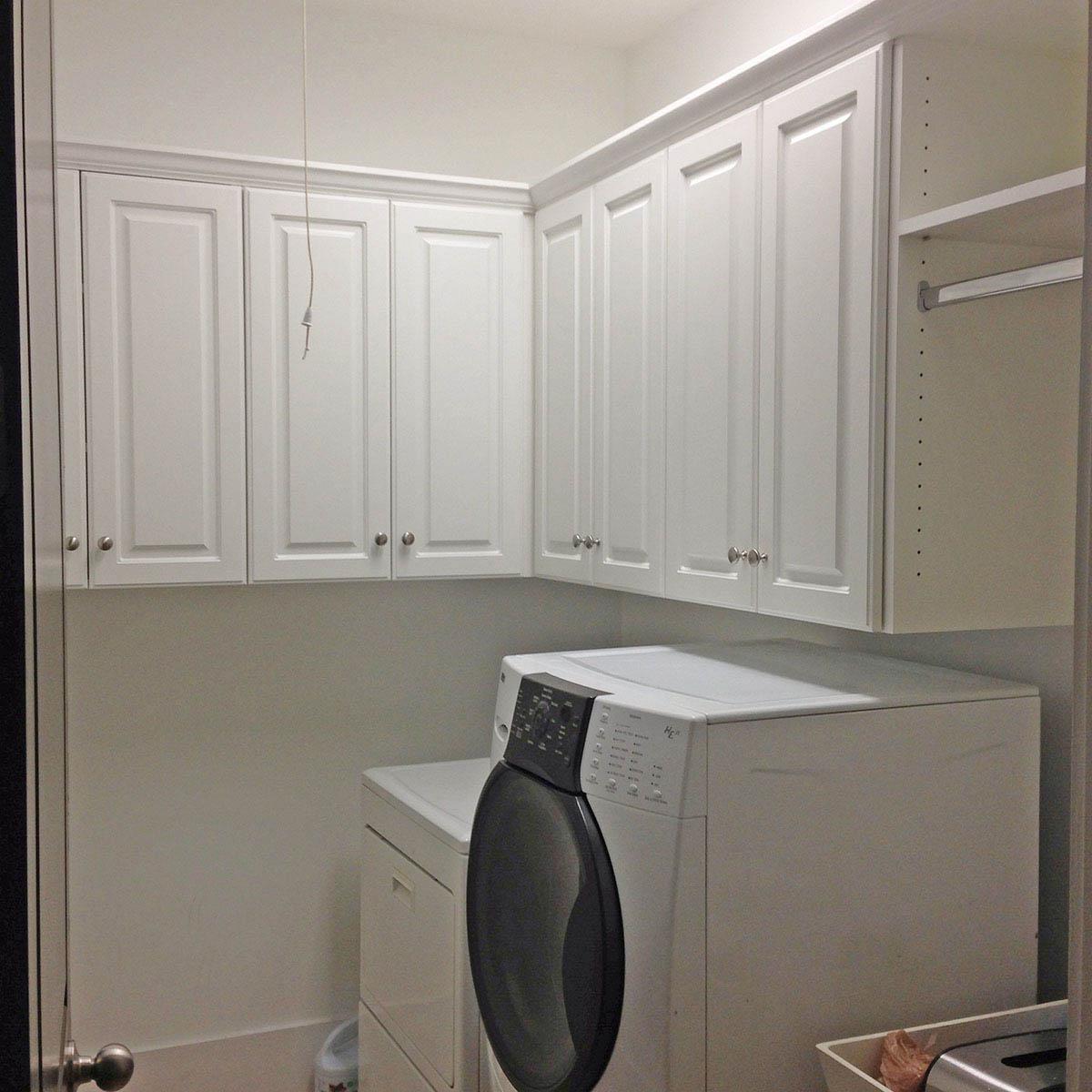 Custom Laundry Room Cabinets Mud Rooms Georgia Closet