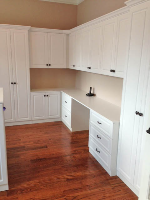 Custom Home Office Atlanta. Closets Atlanta