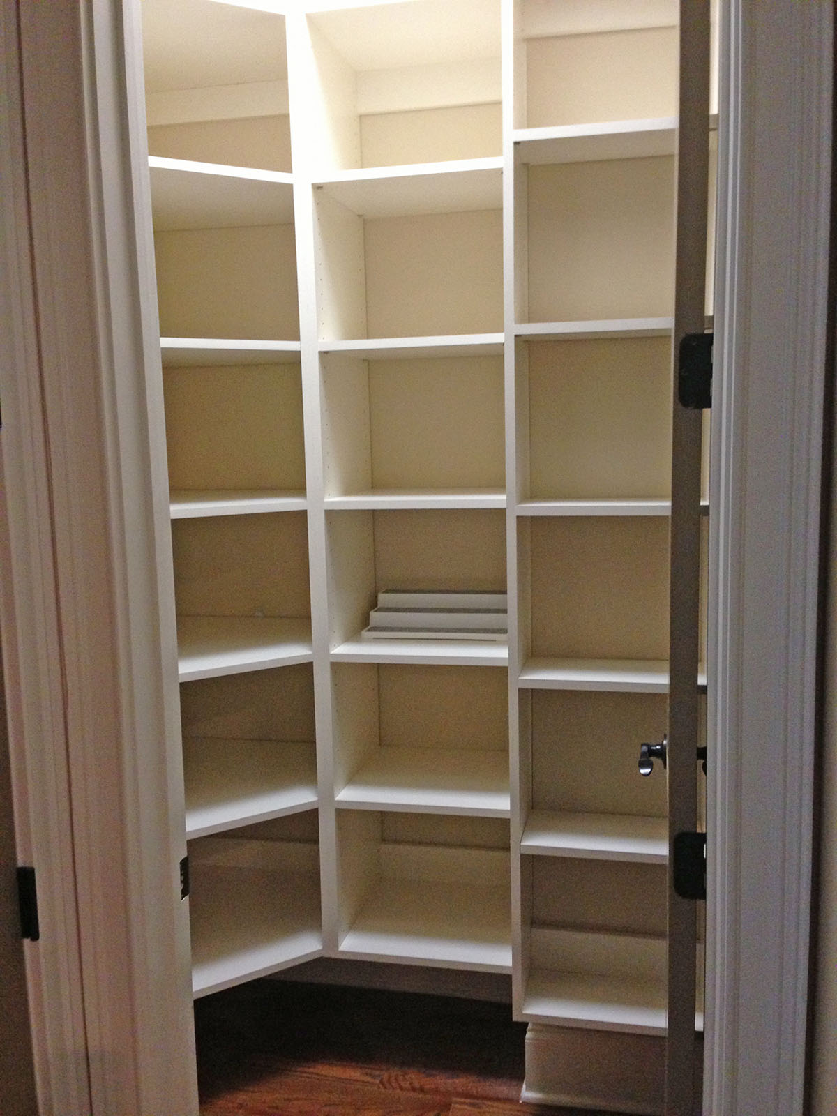 custom pantry storage