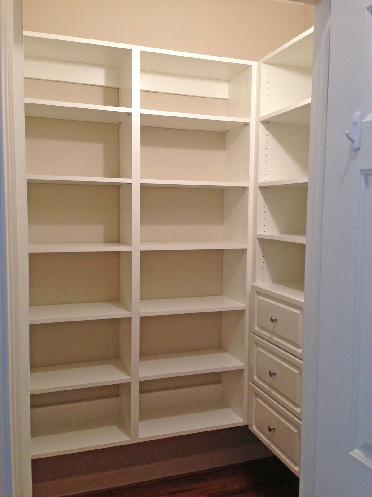 an preppers pantry a inside s storage peek pantries pictures pantrys uncensored gallon survive prepper food